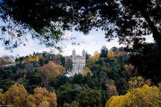 Bom Jesus do Monte. Braga Portugal, Wonders Of The World, Country Roads, River, Minho, Beatles, Places, Outdoor, Villas