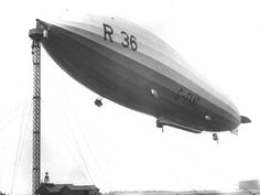 Airshipsonline : Airships : R36 (G - FAAF)