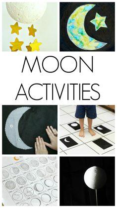 Moon Activities for Kids