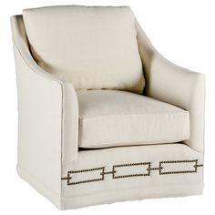 Gabby Furniture Baldwin Swivel Chair #laylagrayce