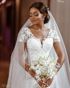 Fancy Wedding Dresses, African Wedding Dress, Custom Wedding Dress, Wedding Bridesmaid Dresses, Designer Wedding Dresses, Bridal Dresses, Wedding Gowns, Wedding Hair, Wedding Blog