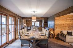 Kitz Boutique Chalet - Exklusives Ferien Chalet bei Kitzbühel Chalet Design, Chalet Chic, Chalet Style, Chalet Interior, Interior Design, Alpine Lodge, Hotel Spa, Boutique, Architecture