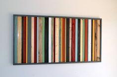 http://www.etsy.com/pt/listing/106067196/rustic-wood-art-stripes-reclaimed-wood?ref=market