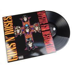 Guns N' Roses: Appetite For Destruction (180g) Vinyl LP