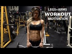 ANLLELA SAGRA - Legs and Arms workout - YouTube