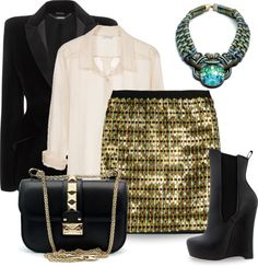 """Out on the town"" by justjules2332 ❤ liked on Polyvore"