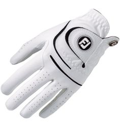 FootJoy Men's WeatherSof Golf Glove - White(Disc Style 66319) at Golf Galaxy  Extra Large for left hand (right handed golfer).