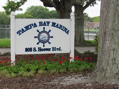 Tampa Bay Marina Tampa Florida Tampa Florida, Tampa Bay, Mosaic, Outdoor Decor, Home Decor, Rammed Earth, Interior Design, Home Interiors, Mosaics