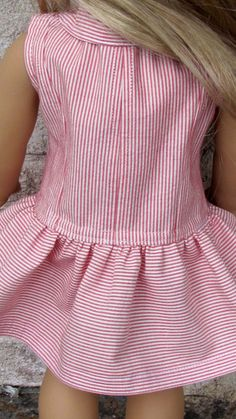 Yachting Dress – Avanna Girl