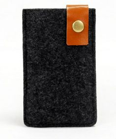 Wool Felt iPhone 5 5c 5s Sleeve Wallets Bag with Snap Button Material: wool felt Dimension: 9x14.5 cm Features: 1) Soft and comfortable 2) Durable,water-resistant 3) Feels soft and offers great protection. 4) Also keep your iPhone from falling out the case. 5) Environmentally friendly material, healthy to us 6) Decorated with snap button, sharp and fashion 7) A smart little case for your iPhone 5/4S/4/3G/3GS. Wool Felt iPhone 5 sleeve from direct factory