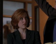 OMFG. I've become Scully. XD