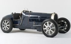 Bugatti  | Black Bugatti Type 51 Grand Prix de course automobile 1931 34