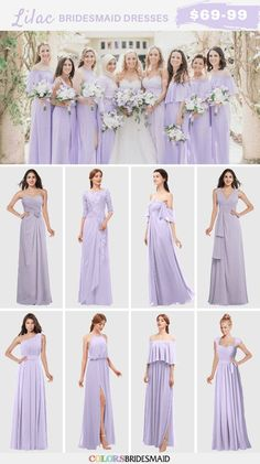 bf0b1d5ee98 19 Best Lilac Bridesmaid images