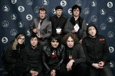 MY CHEMICAL ROMANCE AND GREEN DAY OHMYGEE YES