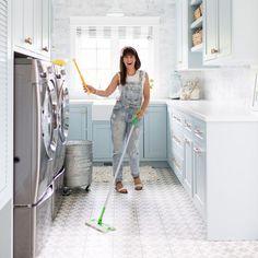 Jillian Harris Cleaning Hacks Swiffer