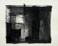 """Doreen Connors, """"Black is Always Beautiful"""", mixed media on paper Aberdeen, Mixed Media, Abstract, Paper, Artwork, Painting, Beautiful, Black, Kunst"""