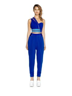 MUSE top / TALL ORDER trouser #SS15 #THREEFLOOR