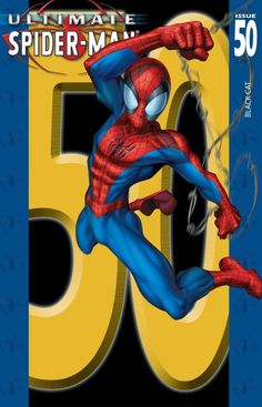 Ultimate Spider-man 50