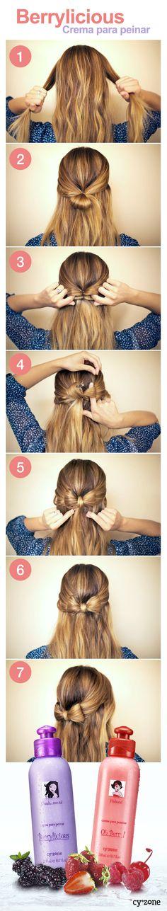 Un toque retro en tu cabello y un olor increíble con Berrylicious ♥