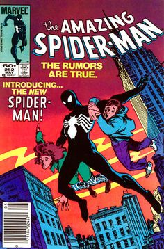 the amazing spider-man 252 - Bing Images