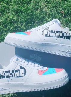 Harry Styles Shoes, Harry Styles Concert, Custom Air Force 1, Teen Fashion Outfits, Dream Shoes, Jordan, Custom Shoes, Shoe Game, Larry