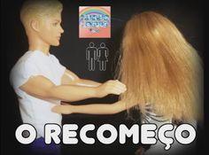 """Mundo da Chel: Novela Barbie """"O Recomeço"""" - Completa"""