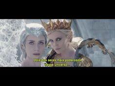 Novos trailers do filme 'O Caçador e a Rainha do Gelo' - Cinema BH