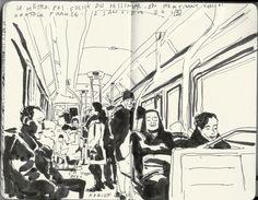 paris-metro-dibujo