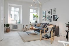 my scandinavian home follow link love chair and coffee table