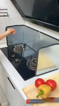Cool Kitchen Gadgets, Home Gadgets, Cooking Gadgets, Kitchen Items, Kitchen Hacks, Cool Kitchens, Kitchen Room Design, Home Room Design, Modern Kitchen Design