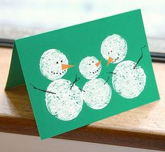 Výsledek obrázku pro christmas cards for teens to make