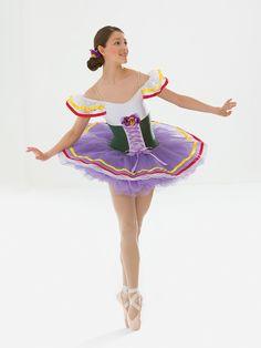 Coppelia   Revolution Dancewear Costume Collection