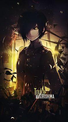 Touka Kirishima — Tokyo Ghoul