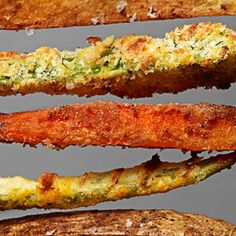 Parmesan Zucchini Fries #ZucchiniFries
