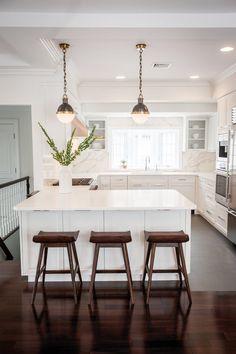 Anna's Modern Classic Kitchen Remodel