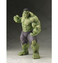 Bruce Banner's angry alter-ego is smashing his way into Kotobukiya's ArtFX+ line of collectible statues with the Avengers Now Hulk ArtFX+ Statue. After the success of The Avengers on the big screen, it's probably safe. Hulk Marvel, Marvel Comics, Marvel Now, Hulk Avengers, Marvel Heroes, Comic Book Characters, Comic Book Heroes, Comic Character, Comic Books