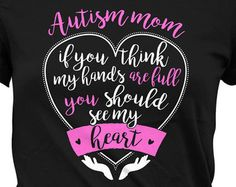 65afbe47dae Autism Awareness Shirt I Love Someone With Autism by JackPotTees Gifts For  Women