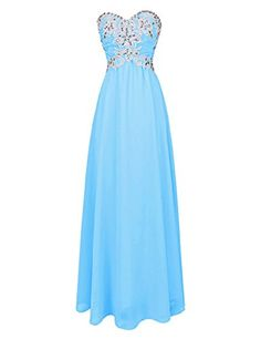 Dresstells® Women's Long Prom Dresses Sweetheart Bridesmaid Dress Blue Size 8 Dresstells http://www.amazon.com/dp/B00VRFCMI0/ref=cm_sw_r_pi_dp_h5eWvb1JMRQ6T