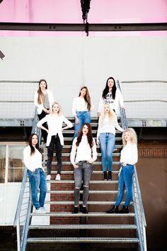 Groepsportret groepsfoto Strijp Eindhoven. Foto door Marijke Krekels Fotografie