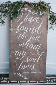 "Wood wedding calligraphy sign for aisle reception party decor - large oversized 24""x48"" gift quote - home decor rustic barn outdoor wedding"