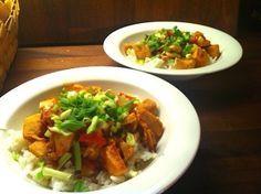 nopea curry kana