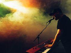 New free stock photo of man smog music - Stock Photo