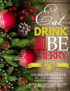 Christmas Celebration Poster Template  Christmas Poster Templates