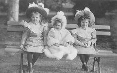 Olga, Tatiana and Maria