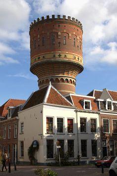 Watertoren Utrecht (Lauwerhof)