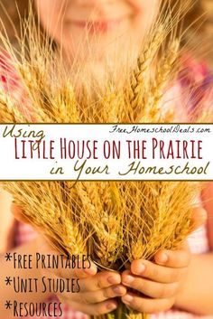 This post contains my referral link which helps support the work of this site. Here's my full disclosure policy. Using Little House on the Prairie in You