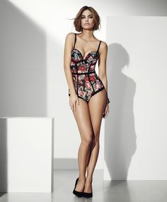 M&S lingerie spring summer 2014