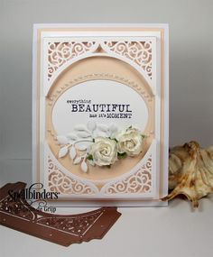 Swirl Bliss Pocket Card - Scrapbook.com