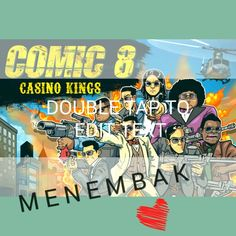 Comic 8 menembak Cinta #babe cabita, in wattpath