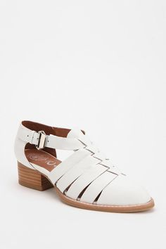 Urban Outfitters - Jeffrey Campbell Fontana Caged Sandal